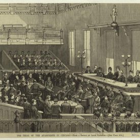 The Haymarket Trial