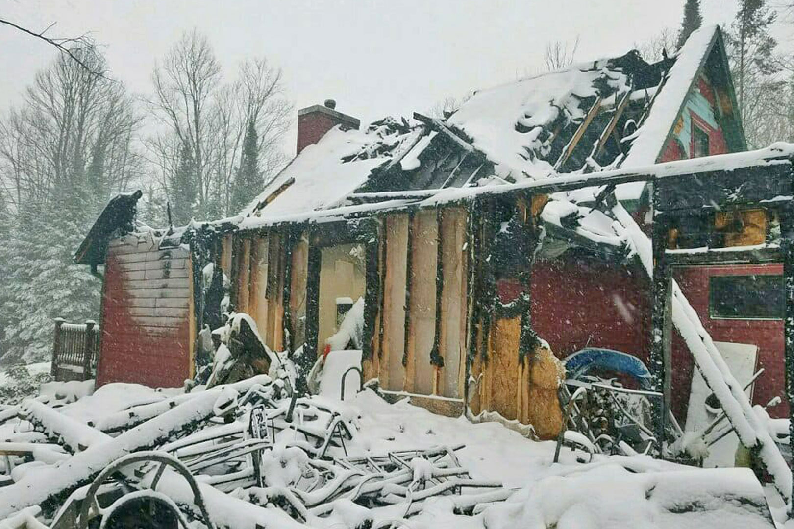On January 21st Local 139 member Lance Buisse lost his home in a fire that took almost everything.
