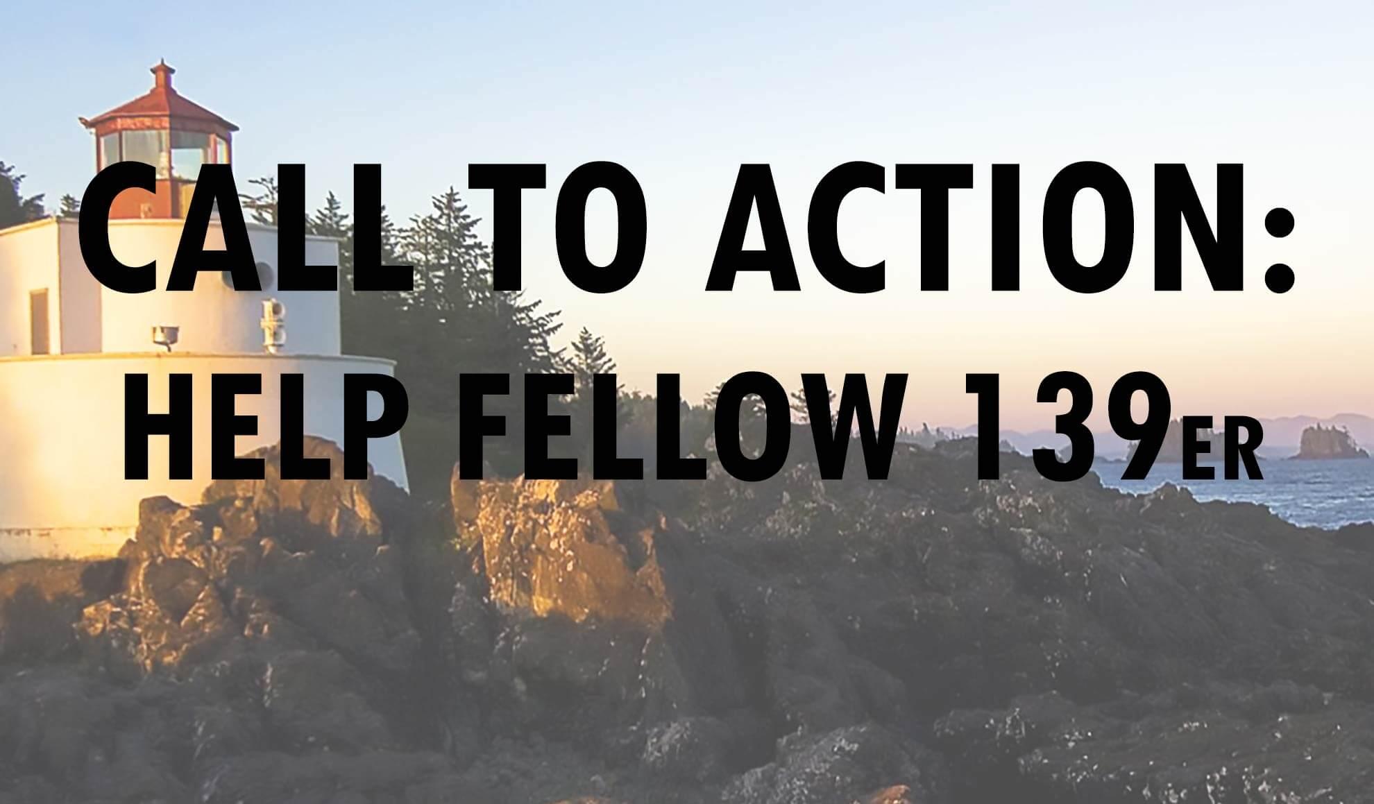 Help a fellow 139er