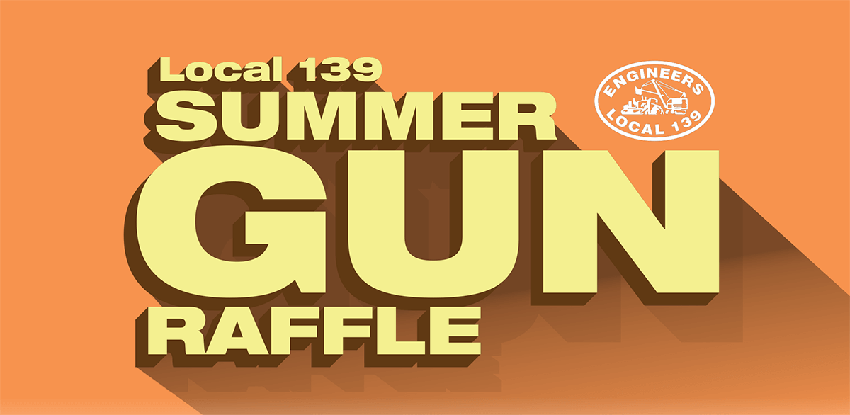 Summer Gun Raffle