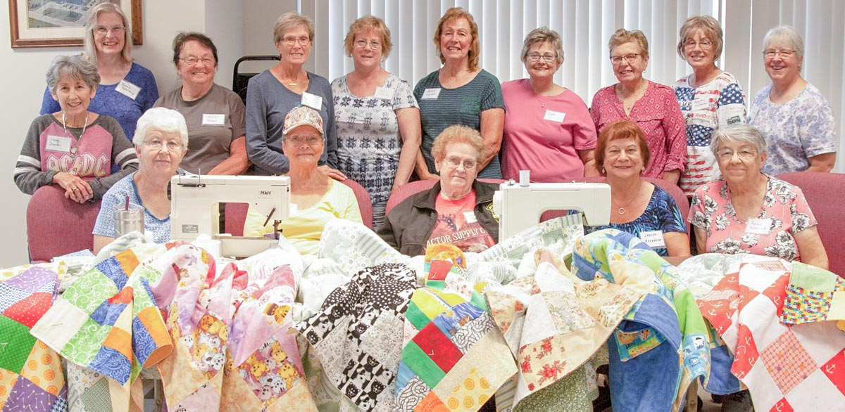 2018 Annual Picnic Quilting Group
