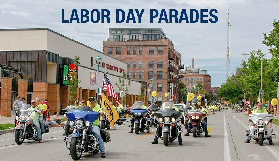 Labor Day Parades
