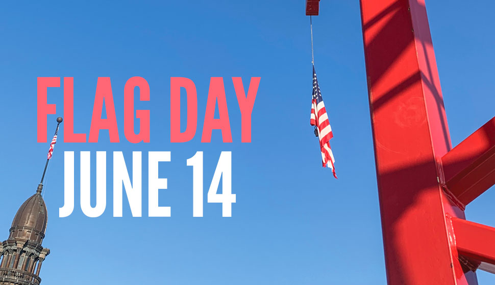 Flag Day June 14, 2019
