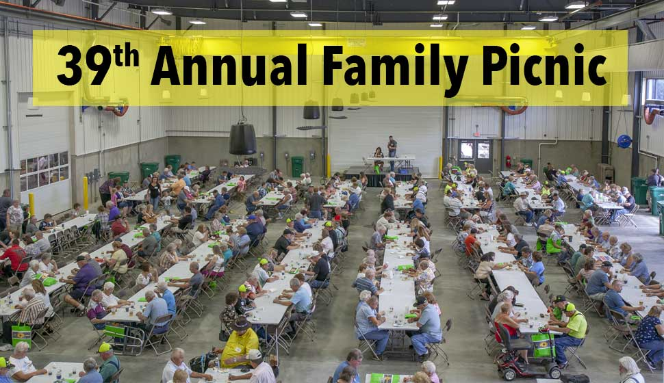 39th Annual Family Picnic