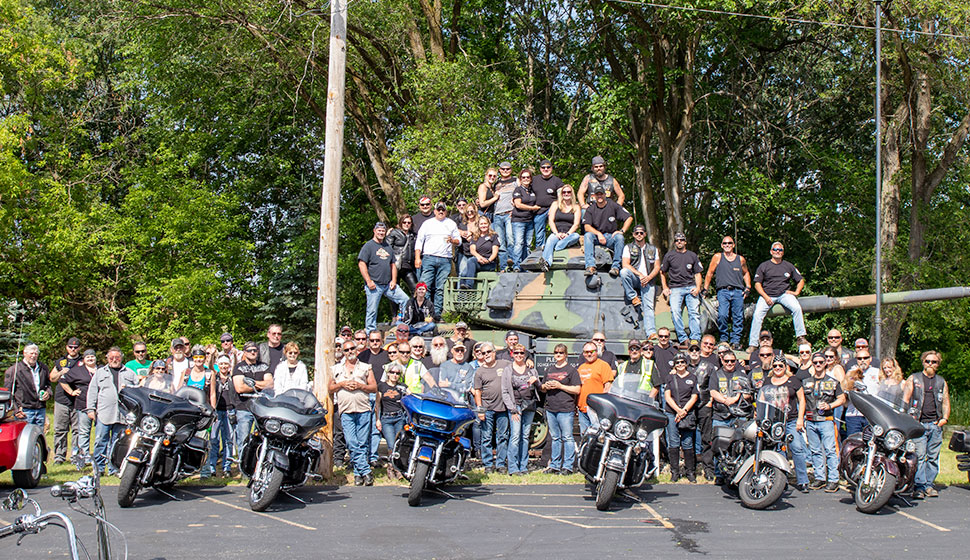 Second Annual Local 139 Poker Run