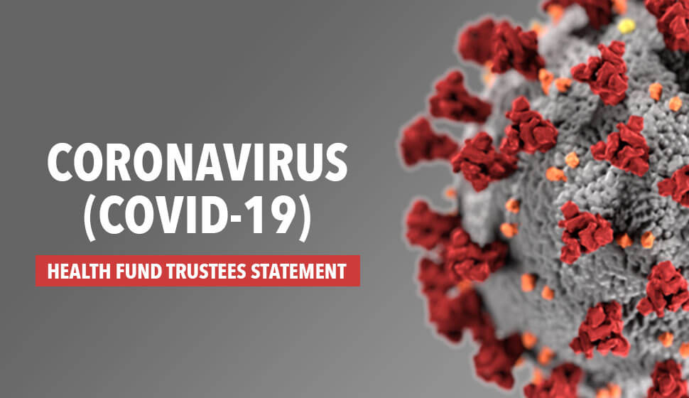 Health Fund Coronavirus Statement