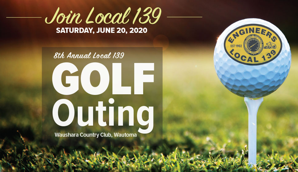 8th Annual Local 139 Golf Outing