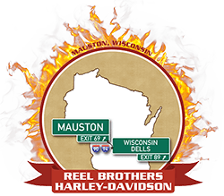 Reel Brothers Harley-Davidson