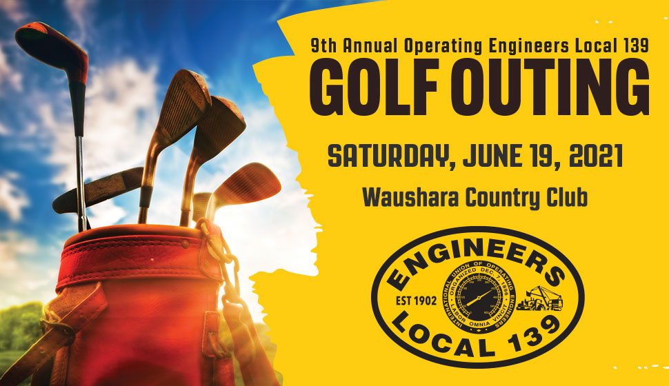 9th Annual Local 139 Golf Outing