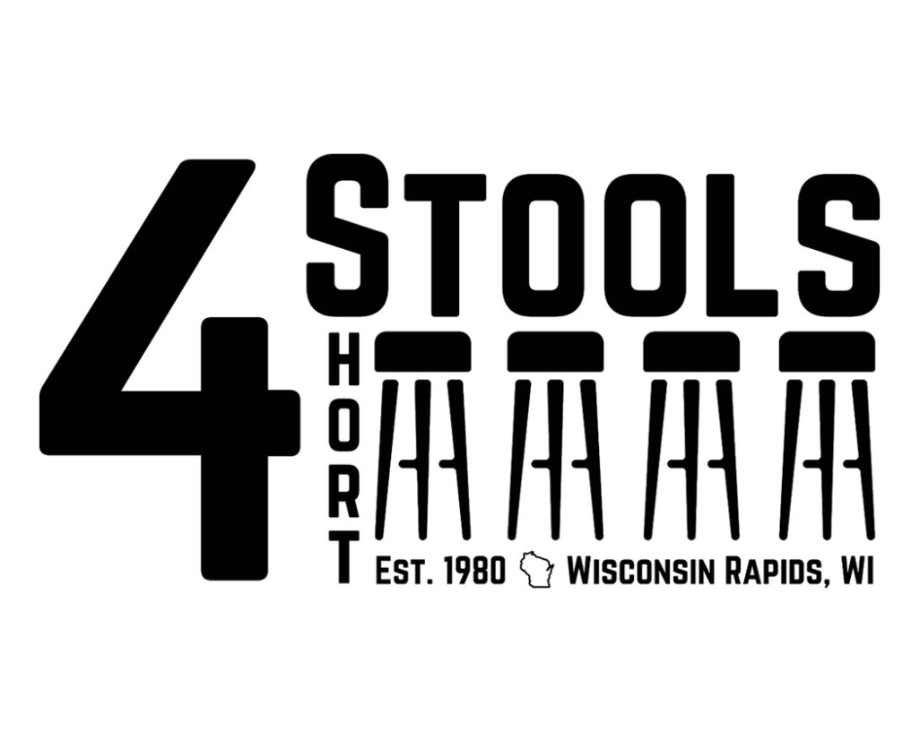 4 Stools Short