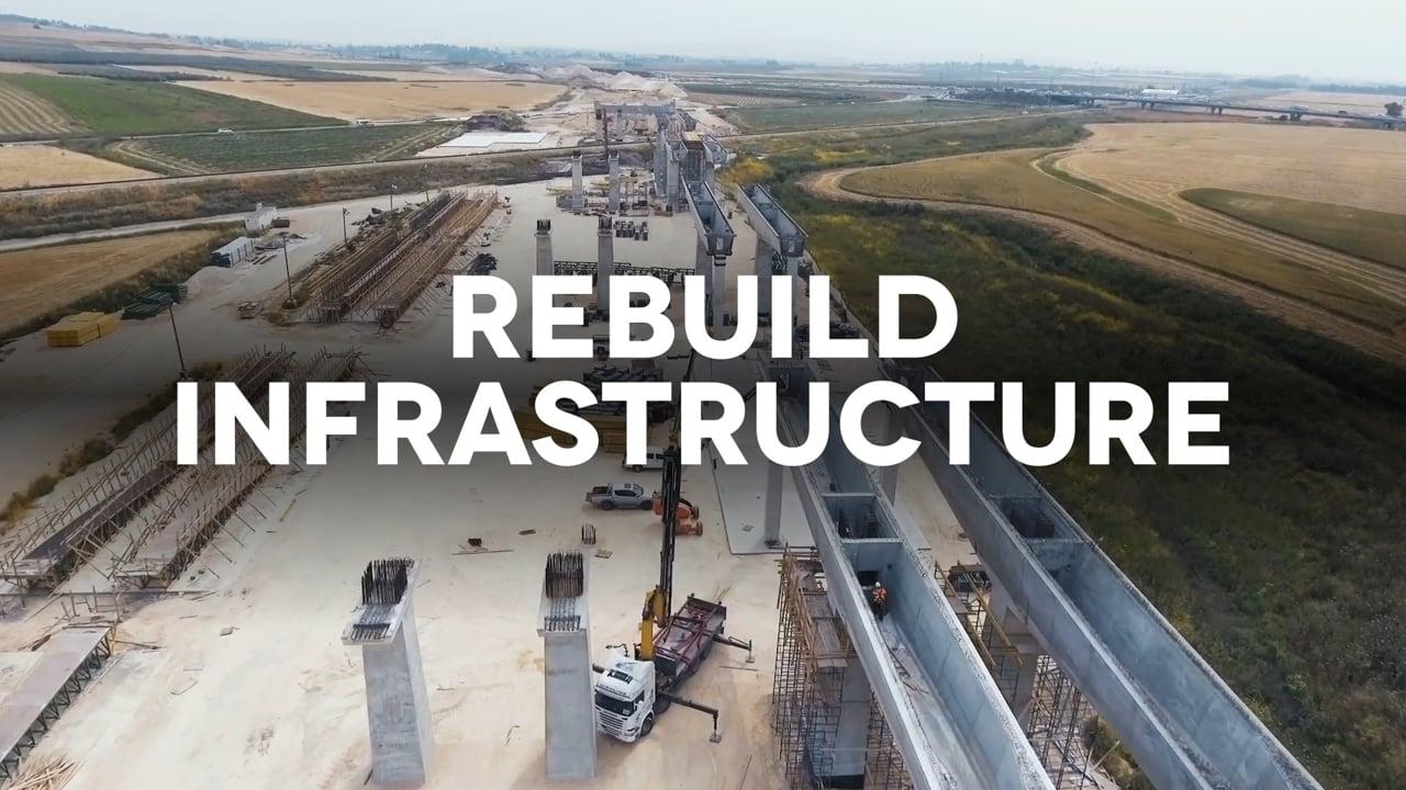 Rebuild American Infrastructure