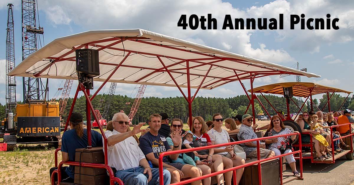 40th Annual Picnic - July 17, 2021